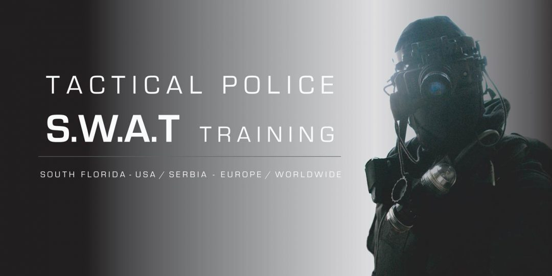 Counter Terrorism, SWAT & Tactical Police Training