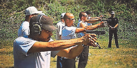 Tactical Firearms Training in South Florida